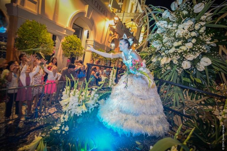 Festa del gelsomino, battaglia dei fiori - Foto: © OT Grasse
