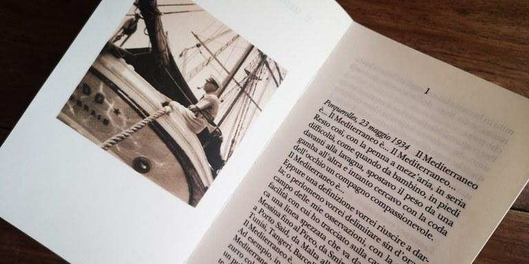 Georges Simenon, il Mediterraneo in barca, incipit