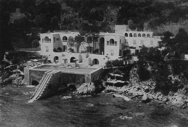 Golfe-Juan, Château de l'Horizon