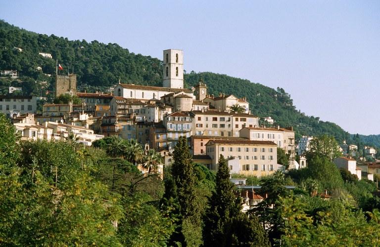 Grasse, veduta panoramica - Foto: © OT Grasse