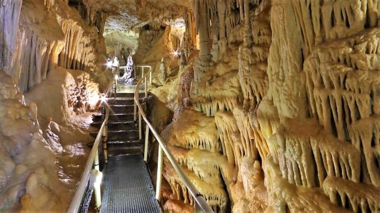 Grotta dell'Observatoire - Immagine Jardin Exotique de Monaco