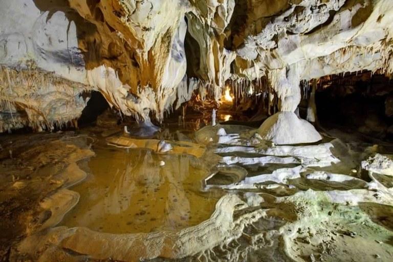 Grotte di Thouzon - Immagine Avignon Tourisme
