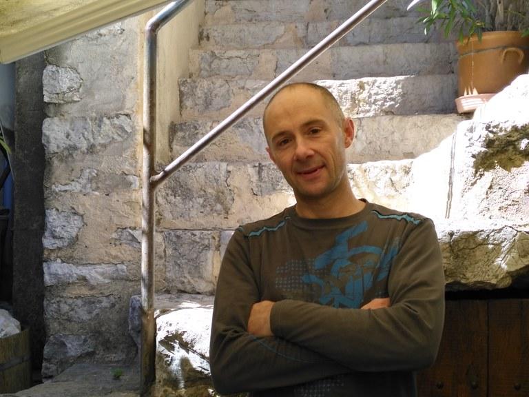Guillaume Lecerf - La fabrique du pain d'épices - Gourdon