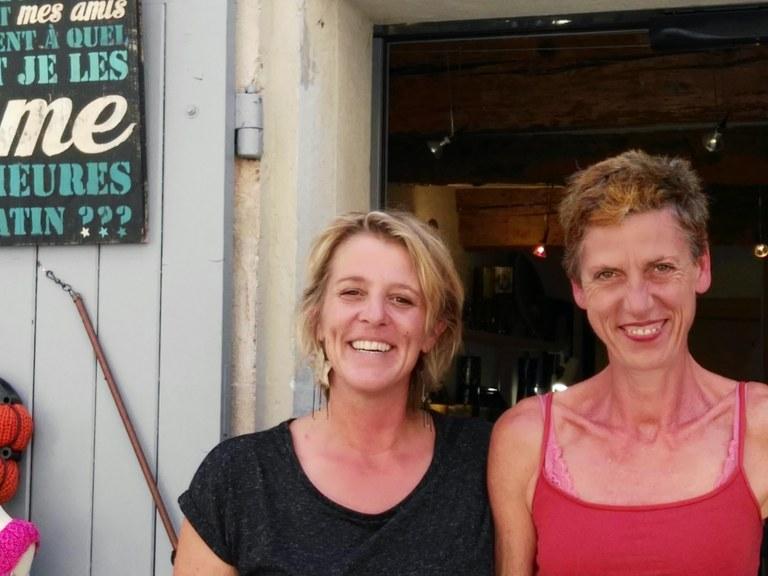 Hand Co, Caroline Frénay et Nadine Heitz, veterane del concept-store - Foto: redazione