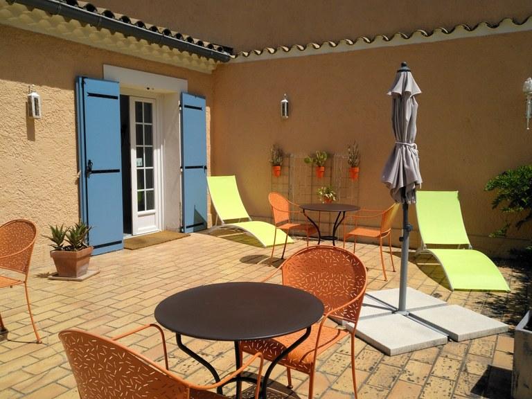 Hotel Canto Cigalo - La terrazza