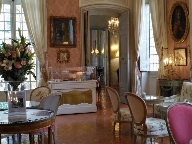 Hôtel de Caumont - Il Café Caumont