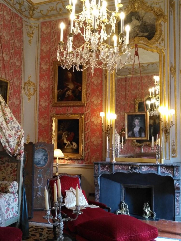 Hôtel de Caumont - La chambre di Pauline