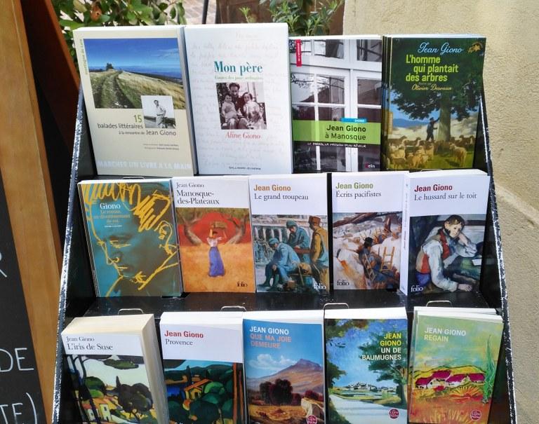 I libri di Jean Giono