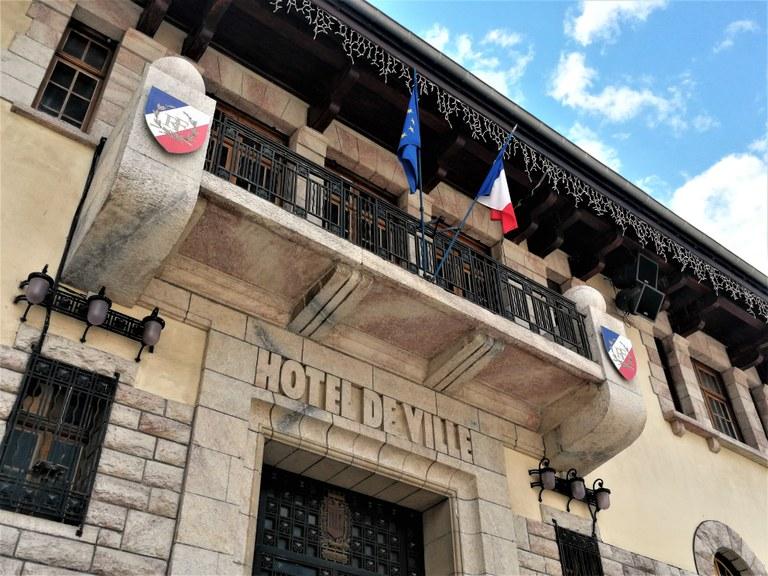 Il Municipio di Barcelonnette