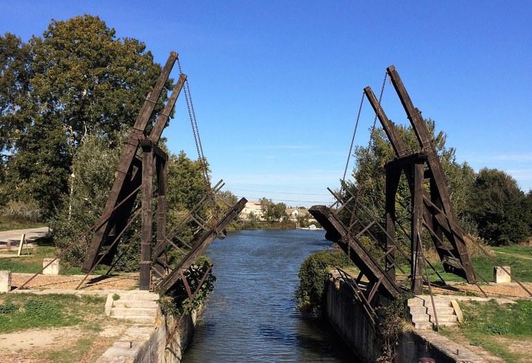Il ponte di Van Gogh - Foto © M Louvet, OT Arles