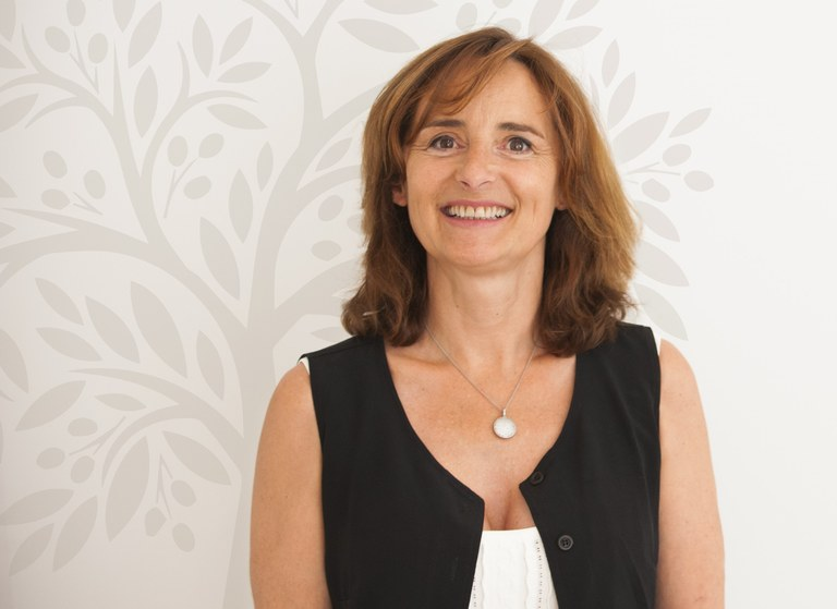 Isabelle Gérault, fondatrice dell'agenzia immobiliare Provence-Home