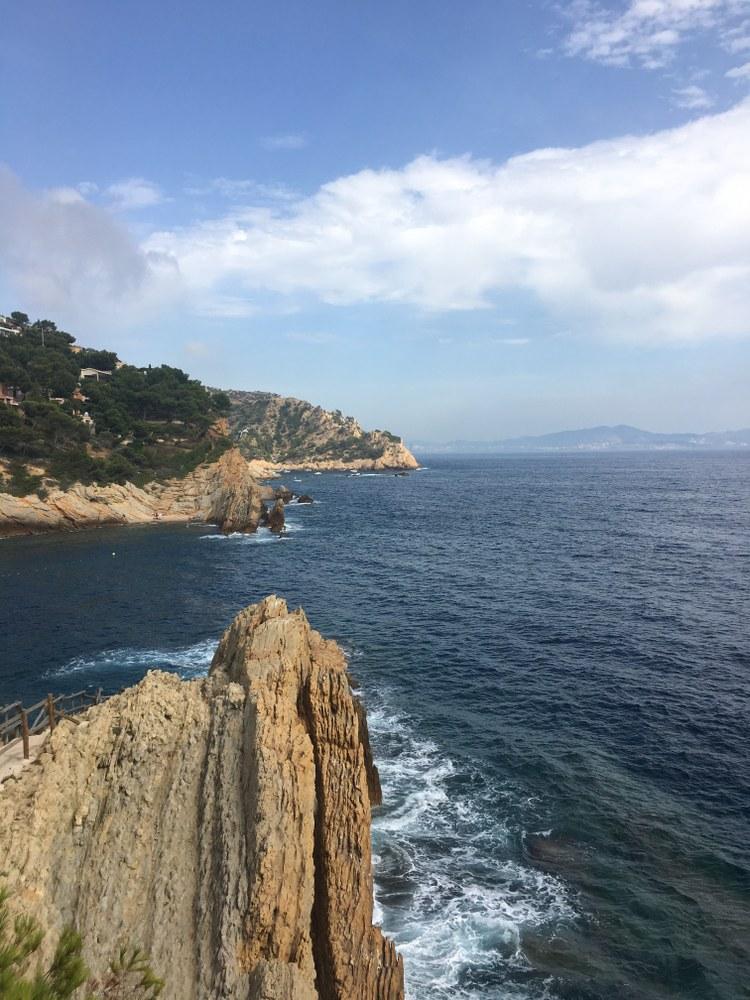 La Costa Blu a ovest di Marsiglia