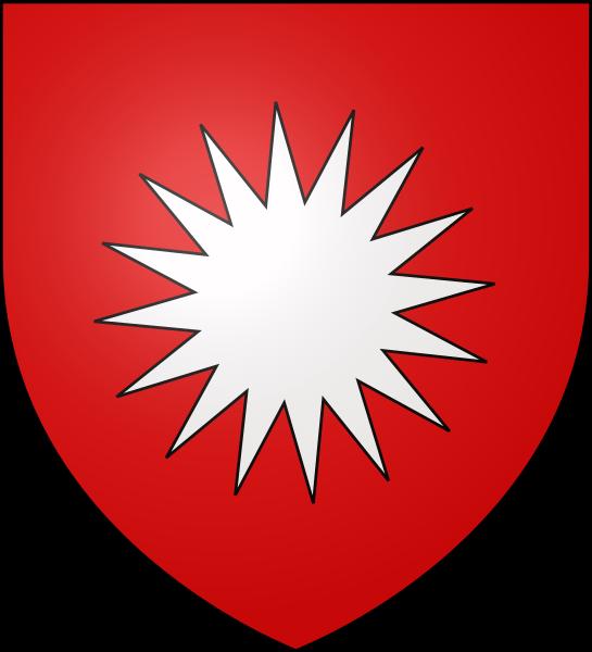La stella di Betlemme, emblema di Les Baux