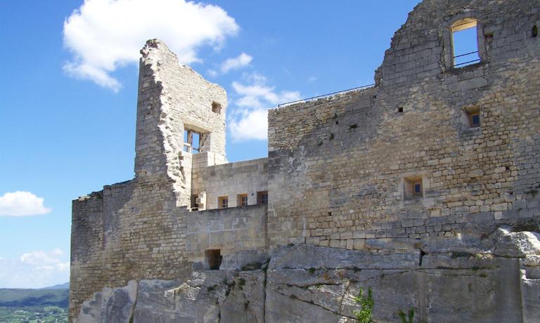 Lacoste, il castello