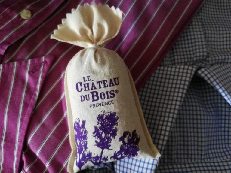 Lavanda, sacchettino profuma biancheria Le Chateau du Bois - Foto: redazione