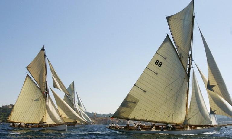 Le vele  di Saint-Tropez © Jean Louis Chaix