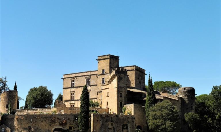 Lourmarin, il castello