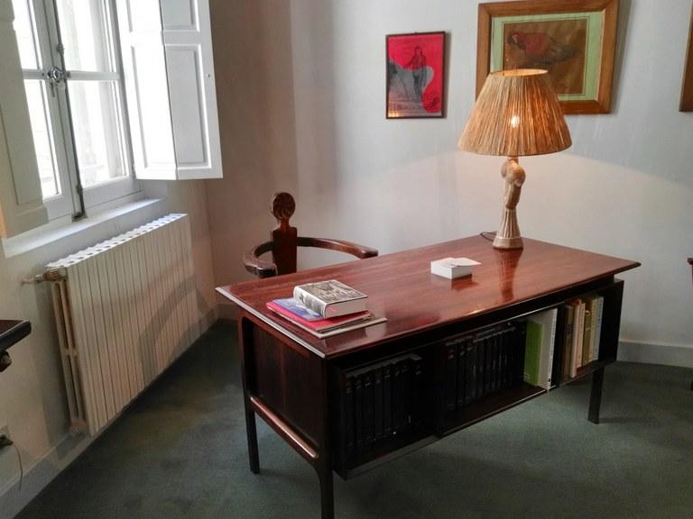 Maison Molière - Particolare di una stanza