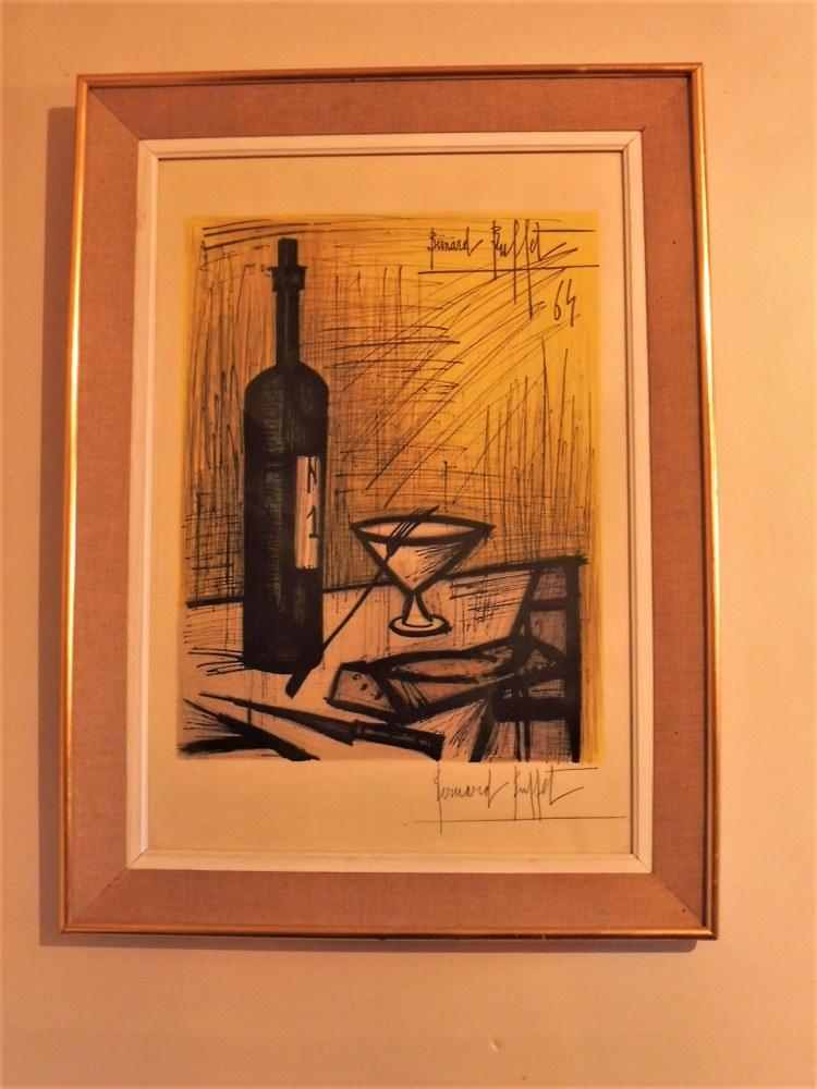 Manosque, Lou Paraïs, dalla collezione di opere d'arte di Jean Giono