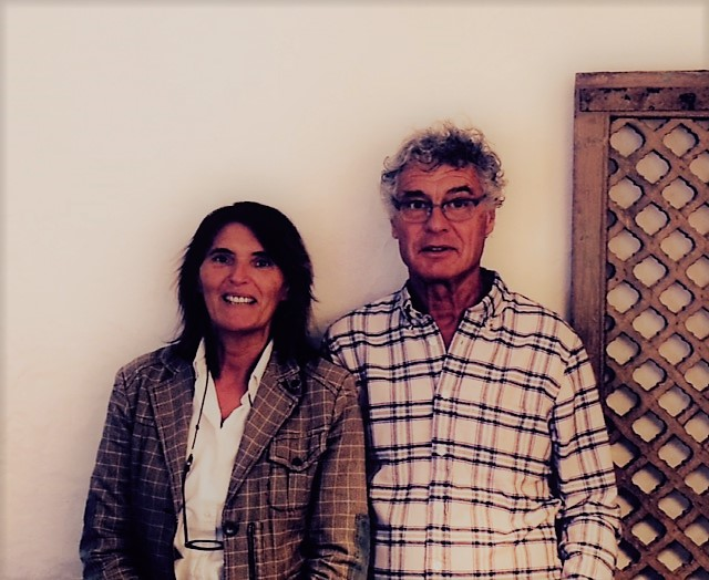 Marie Houbart e Michel Rousselet: Mangio Fango è cresciuto insieme a loro