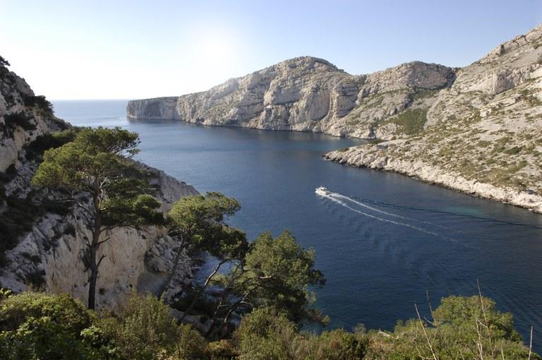 Marsiglia, Calanques - Foto © Objectif Images OTC Marseille