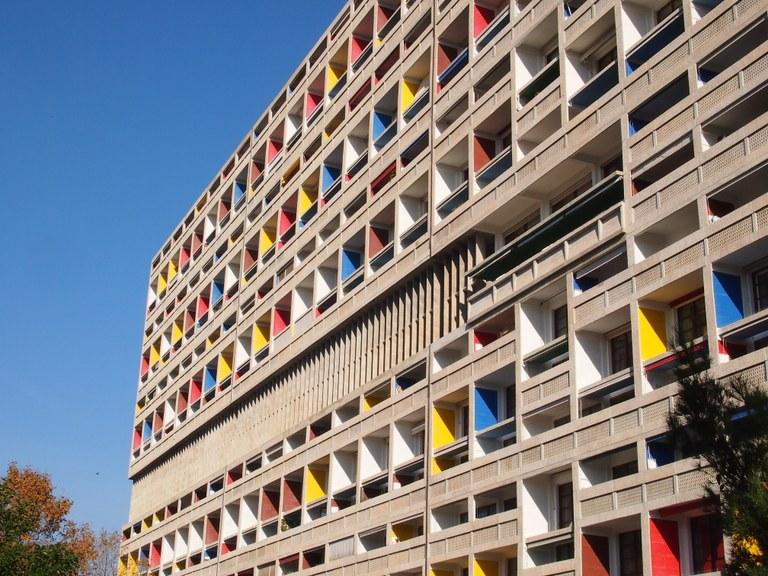 Marsiglia, la Cité radieuse di Le Corbusier  - Foto © ID OTC Marseille