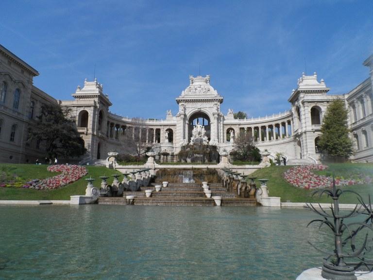 Marsiglia, Palais Longchamp - Foto © Leï OTC Marseille