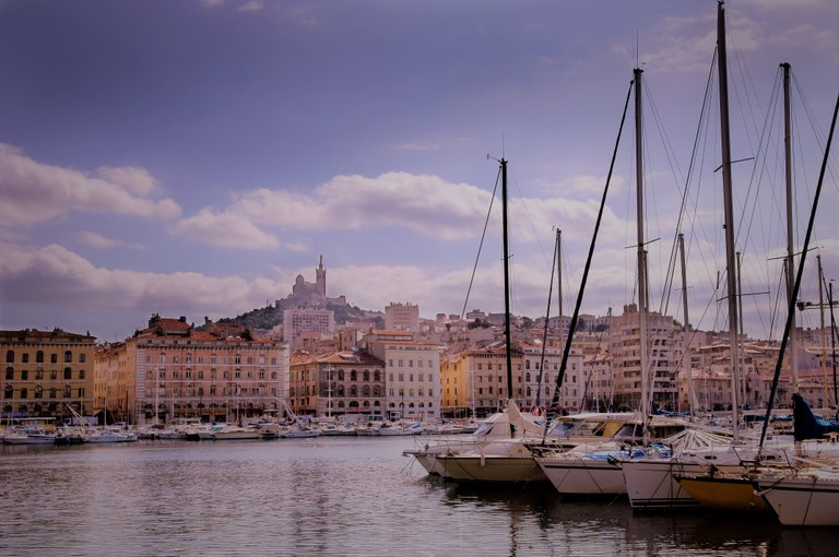 Marsiglia, Vieux-Port © Obj.Images OTCM