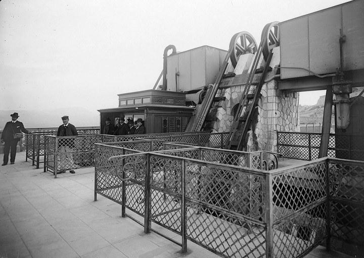 Marsillia, La funicolare di Notre-Dame de la Garde, il meccanismo
