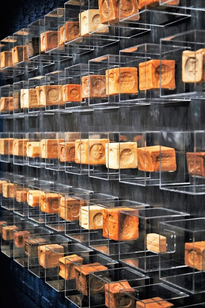 Musée du Savon de Marseille, la collezione degli antichi saponi