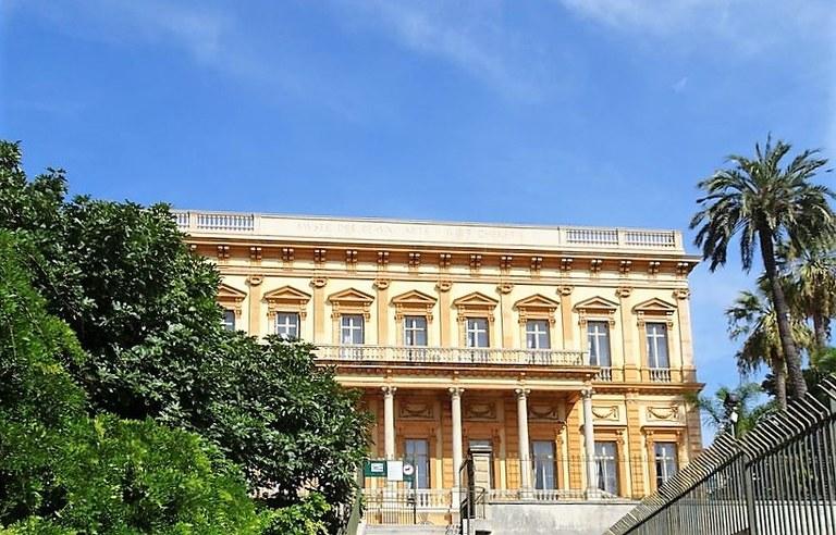 Nizza, il Musée des Beaux-Arts Jules Chéret