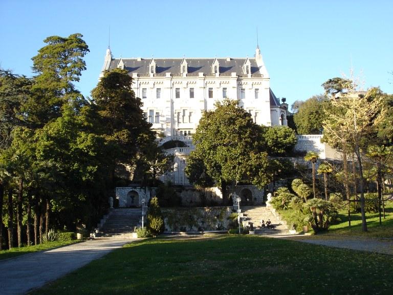 Nizza, lo Château de Valrose