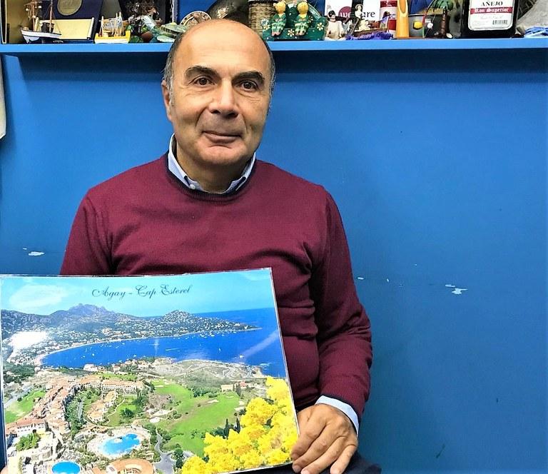 Pasquale Santé e la 'sua' Costa Azzurra