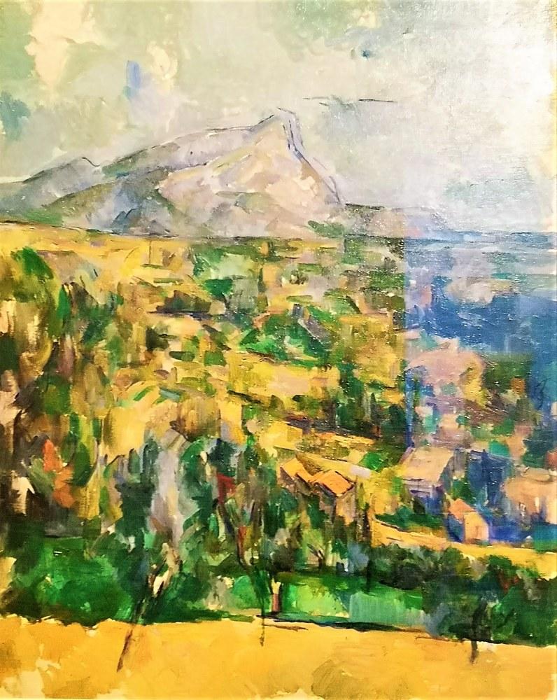 Paul Cézanne, la Sainte-Victoire, Fondazione Henry e Rose Pearlman