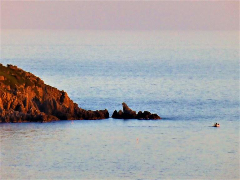 Penisola di Giens - Punta rocciosa