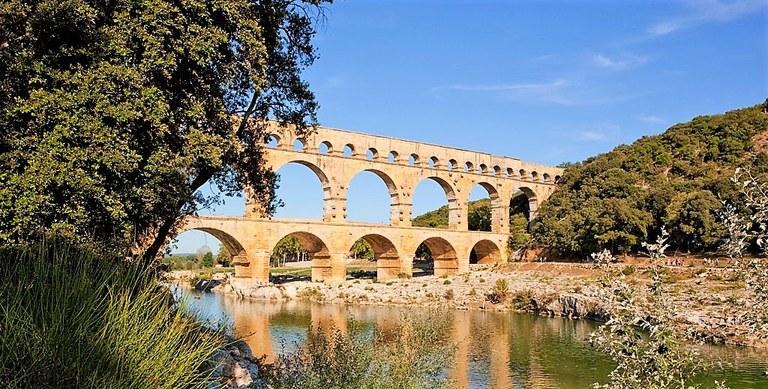Pont du Gard © Yann de Fareins