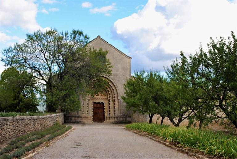 Priorato di Ganagobie © Silvia C. Turrin