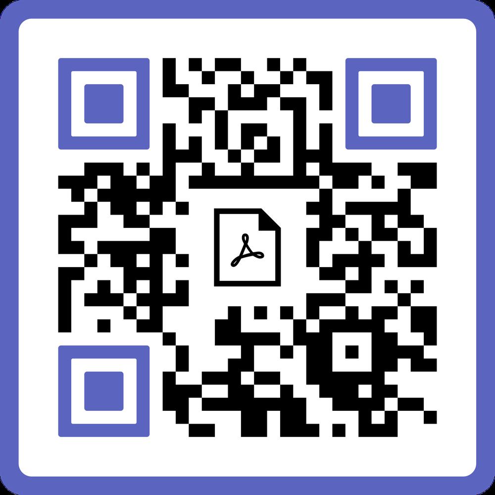 QR Code Programme