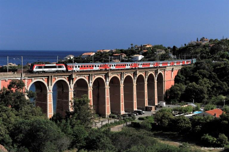 Raggiungere la Costa Azzurra in treno © Thello