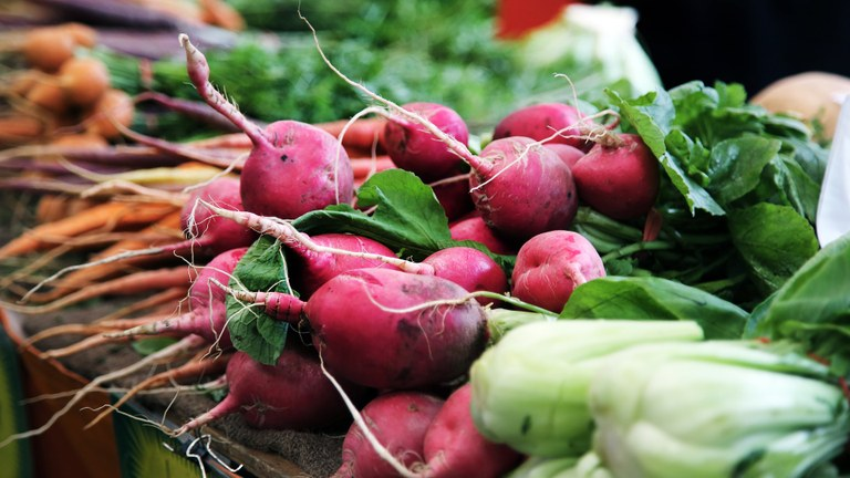 Rapanelli e altri ortaggi per la bagna càuda