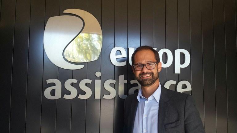 Riccardo Torchio, Chief Marketing & Communication Officer Europ Assistance Italia