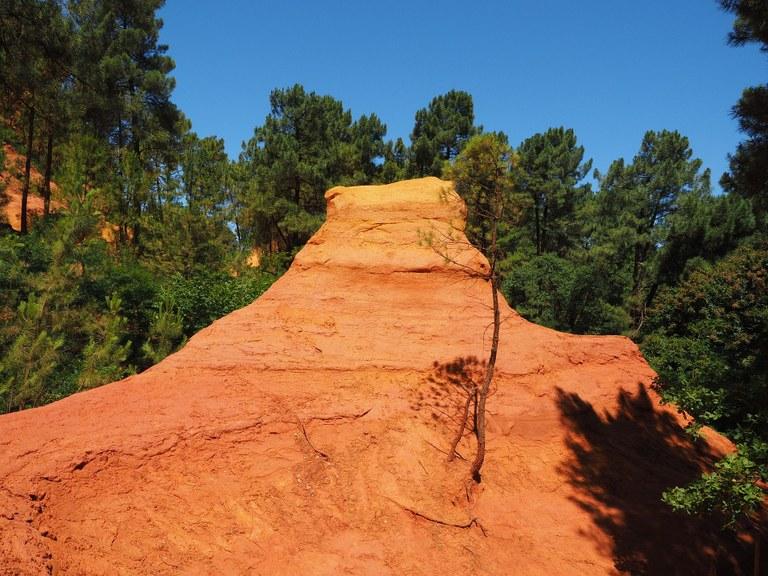 Roussillon, il sentiero delle ocre