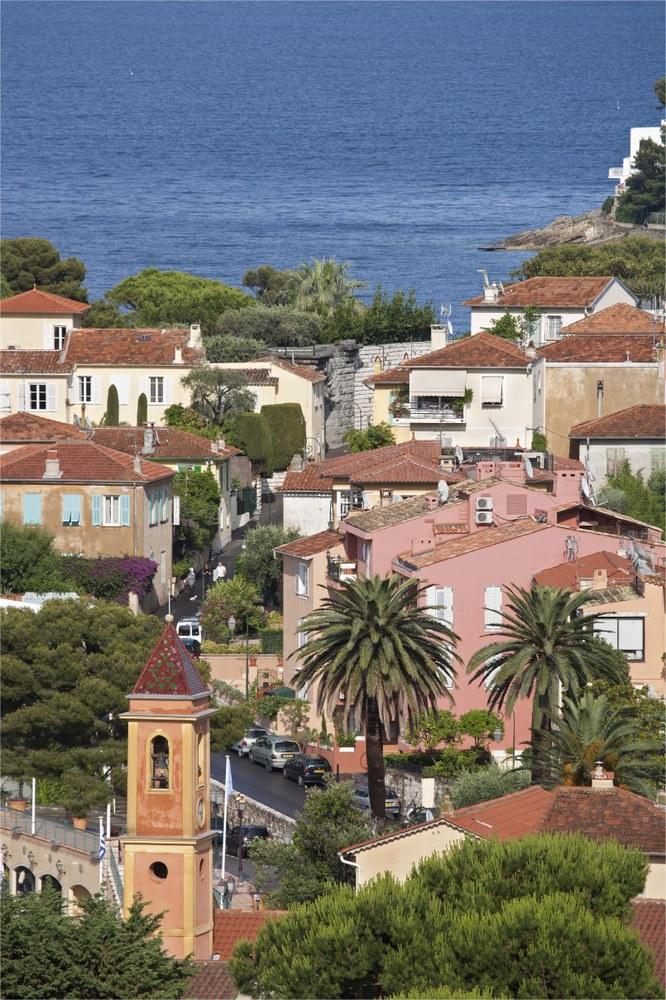 Saint Jean Cap Ferrat © OTM Nice Côte d'Azur
