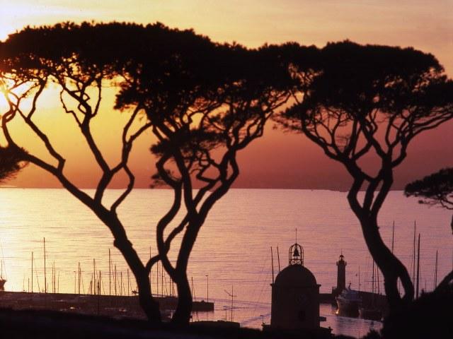 Saint-Tropez al tramonto © JL Chaix