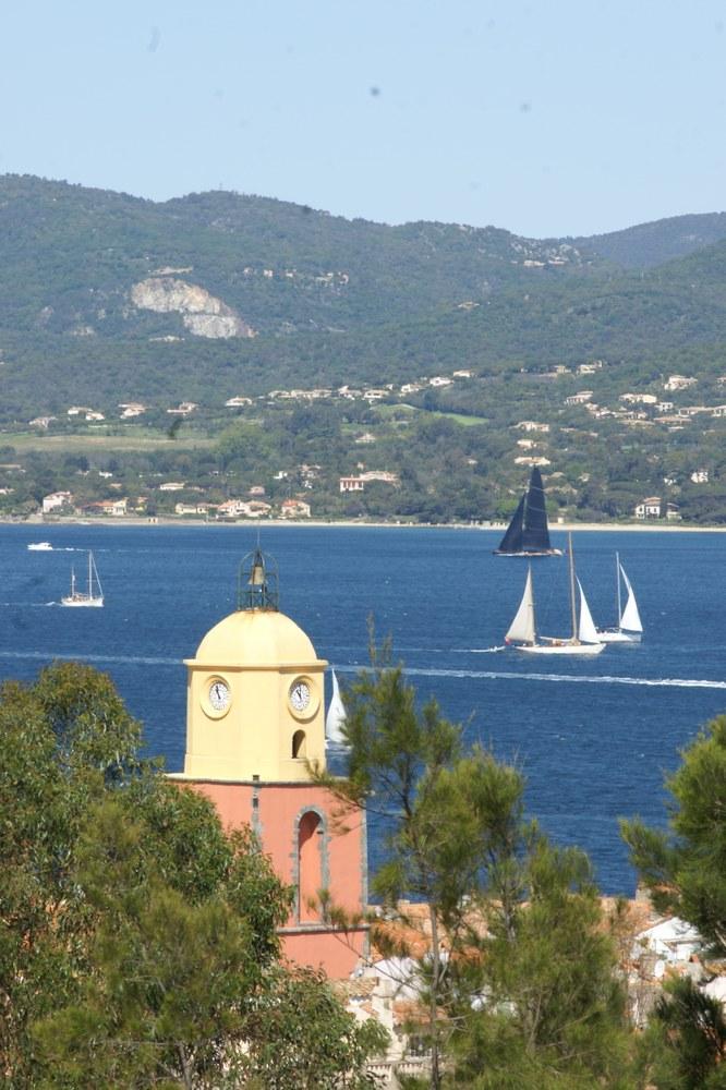 Saint-Tropez vista dalla Cittadella © JL Chaix