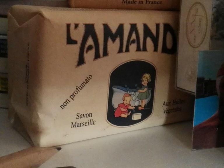 Sapone di Marsiglia L'Amandine - Foto: redazione