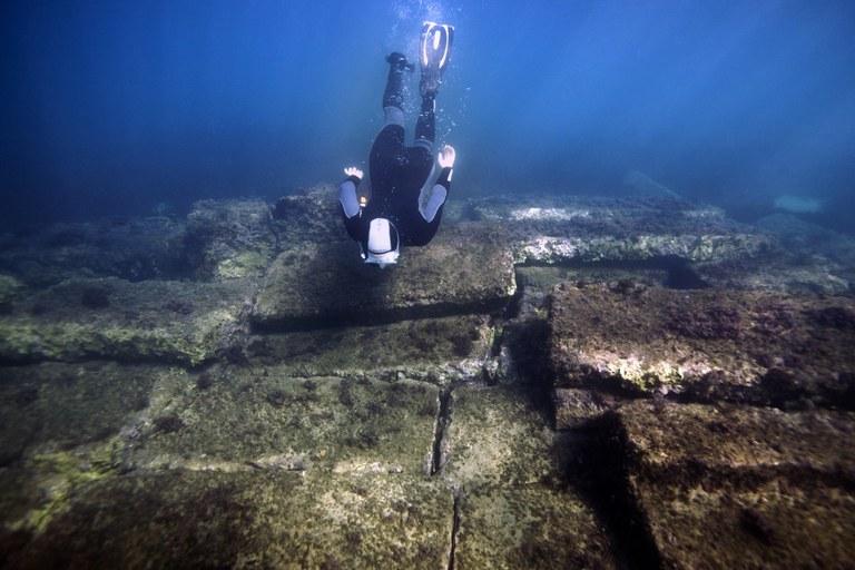 Sentiero sottomarino di Olbia, Hyères