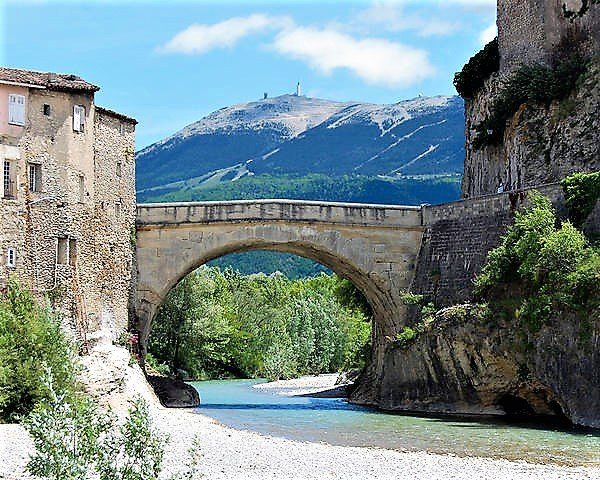Vaison-la-Romaine, il ponte romano