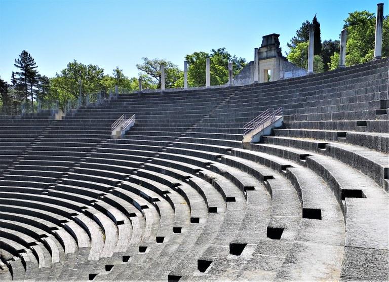 Vaison-la-Romaine, il teatro antico