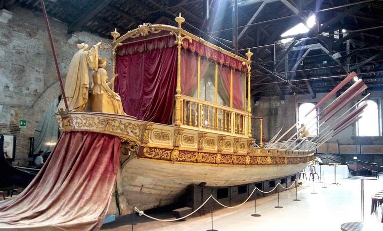 Venezia, Magazzini dell'Arsenale - Con la gentile collaborazione della Marina Militare Italiana